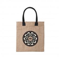 Bolsa de algodón de yute 38x42 para personalizar