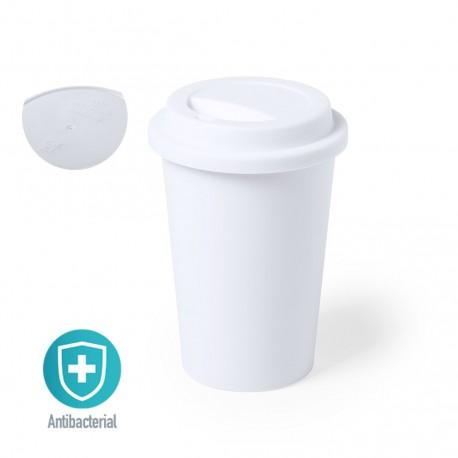 Vaso antibacterial 450ml. Vaso tratamiento antibacteriano