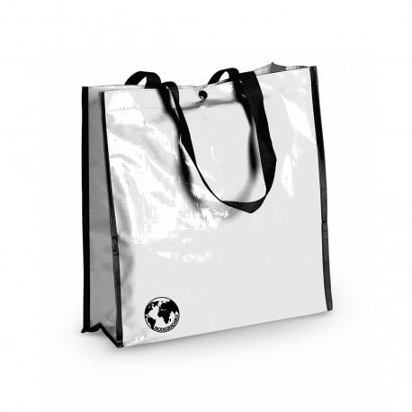 Bolsa ecológica reciclada resistente biodegradable