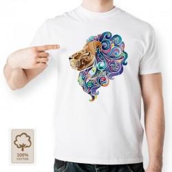 Camiseta Blanca Algodón Personalizada