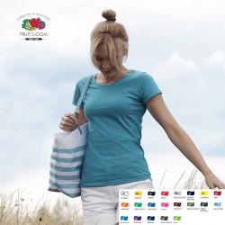Camiseta algodón entallada mujer Original T