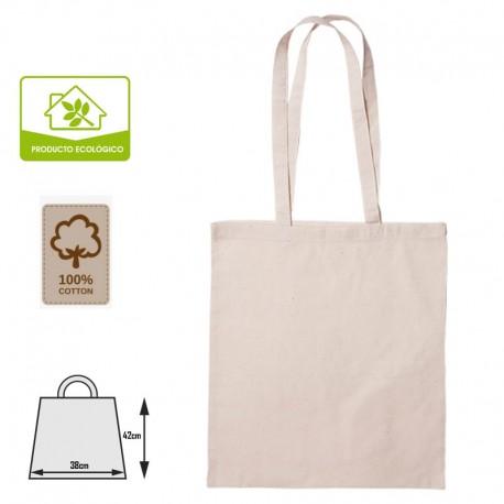 Bolsa Algodón Biodegradable 38x42cm