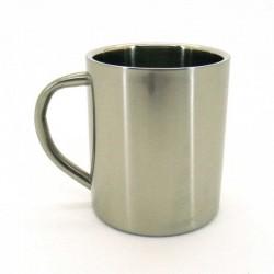 Taza de acero inoxidable personalizada 300ml