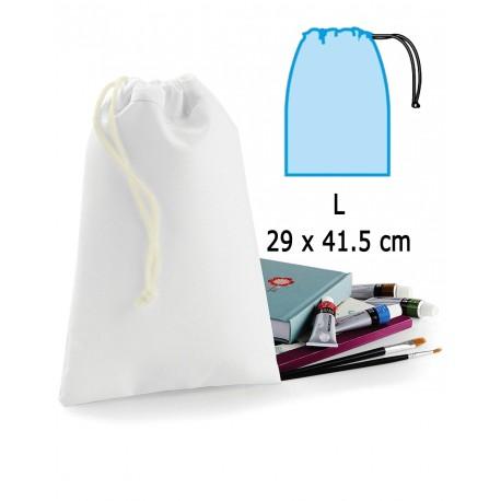 Bolsa cordón ajustable políester 41.5x29cm