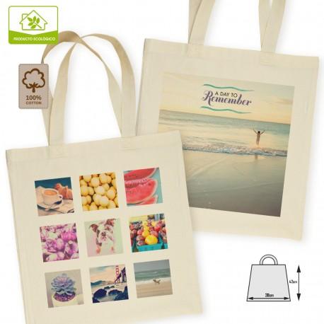 Bolsa Tote Bag personalizada algodón 100%