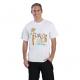 Camiseta blanca algodón 165g para personalización