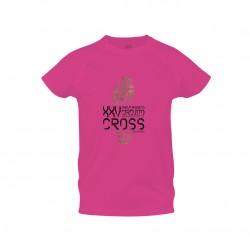 Camiseta técnica infantil personalizada