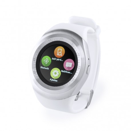 Reloj redondo con cámara Smart Watch