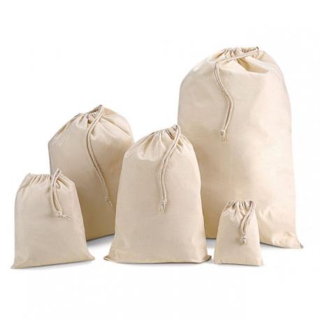 bolsas algodón con cordón ajustable estampadas
