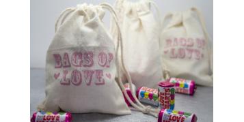 Bolsas personalizadas para bodas