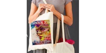 Bolsas de tela personalizadas baratas en Barcelona. Bolsas Algodón